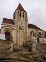 Eglise Saint-Germain de Charonne, 20ème