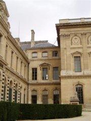 Pavillon du Roi, Louvre