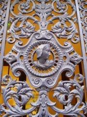 Porte Néo-Renaissance, Quartier de la Nouvelle-Athène